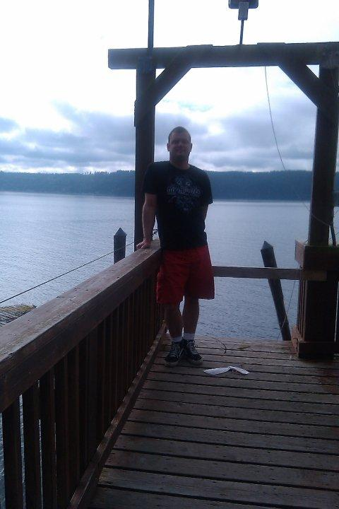After a long weekend of diving at Mike's Hood Canal