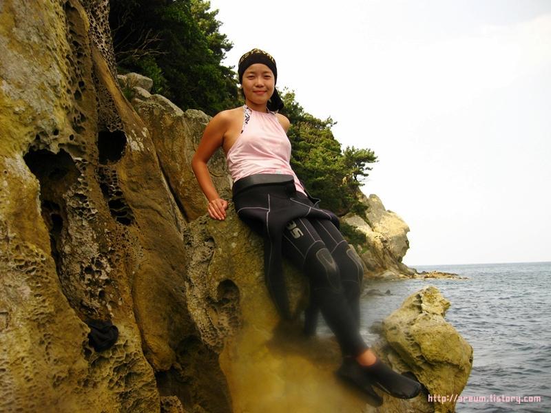 The Jeju islands
