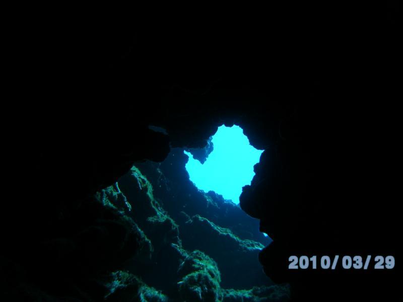 Swim-Through GCI