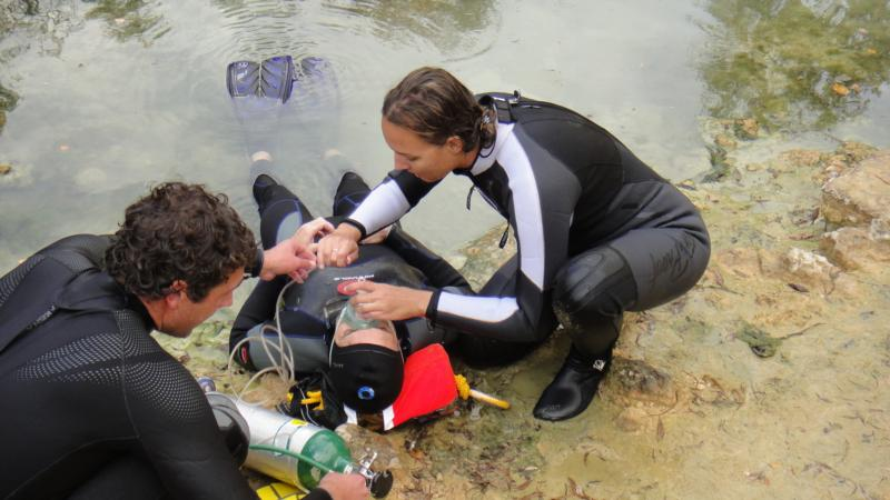 Royal Springs - Rescue Diver Certification