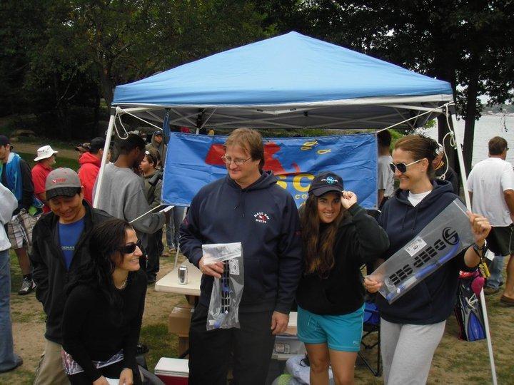 Mass Bay Council treasure hunt 2010