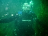 Me Underwater at Ship Rock off Catalina Island