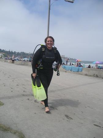 La Jolla Shores Dive - San Diego