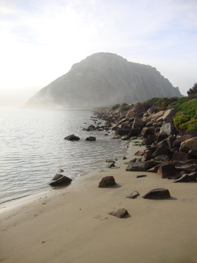The Rock in Morro Bay