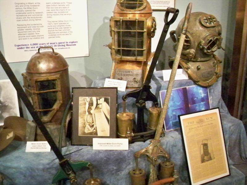 History of Diving Museum, Islamorada, FL