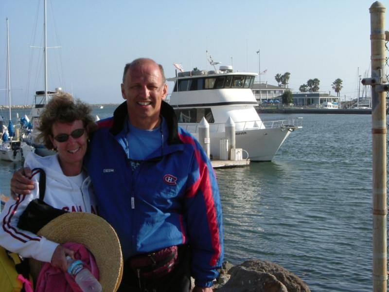 Catilina Island Dive Trip