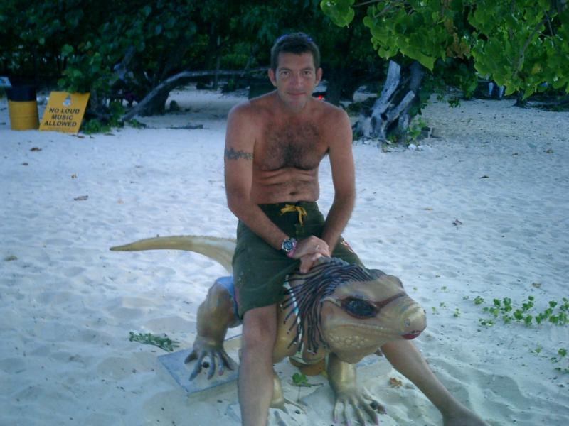 John in Grand Cayman