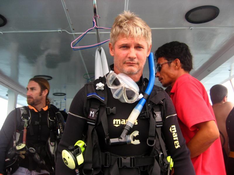 Robert Klein - Phuket Divers Thailand