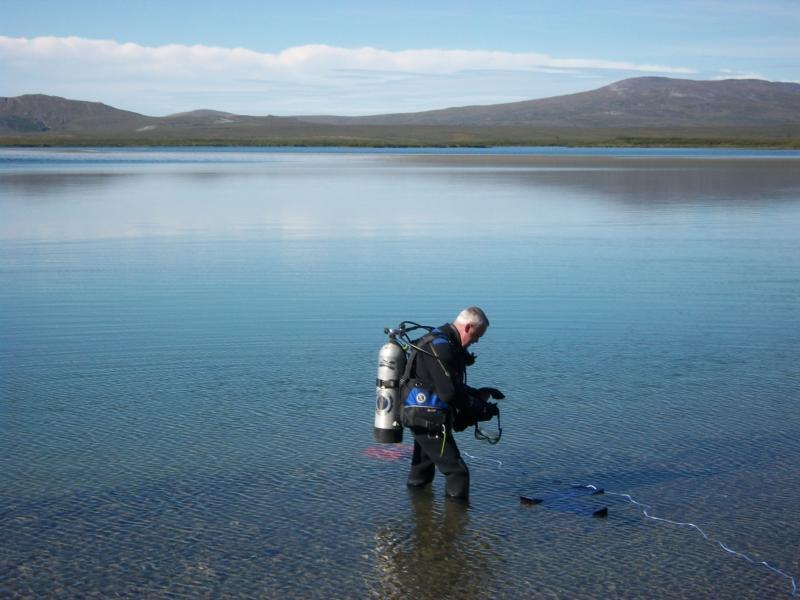 Summit Lake, Alaska