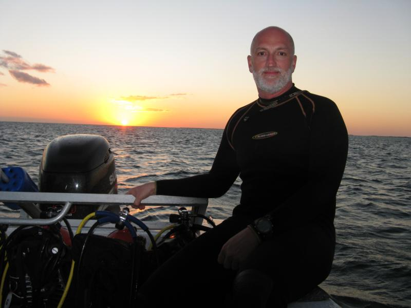 Belize Night Dive