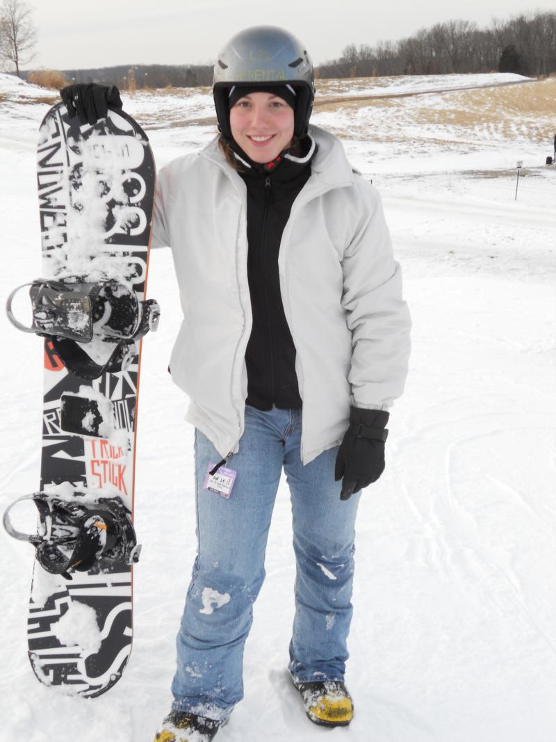 Snowboarding =) Gotta Love It!