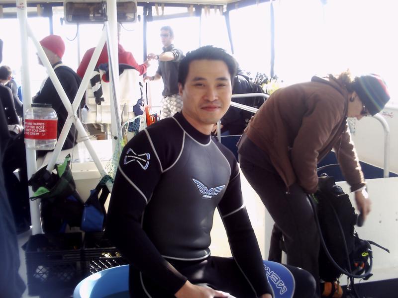 Me on Sea Experience