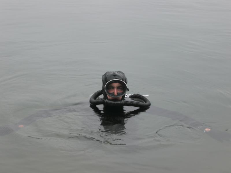 Vintage Dive Gear