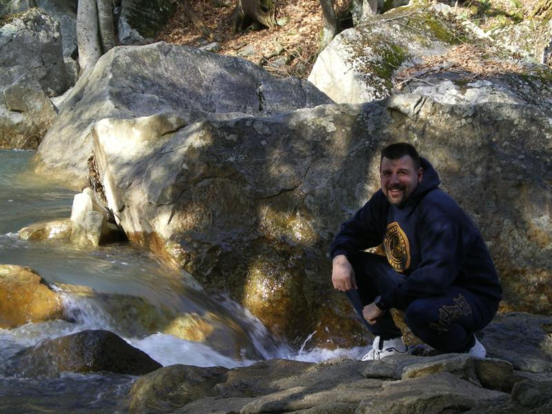 Abrams Creek Lodge & camping / Mt. Storm,WV / Mar-2011