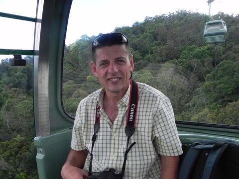 me in Cairns, Australia