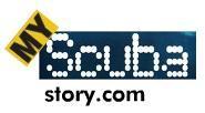 site logo myscubastory.com