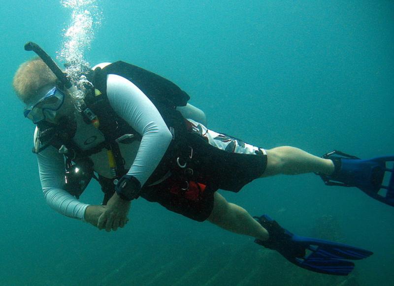 Diving in Key Largo, FL