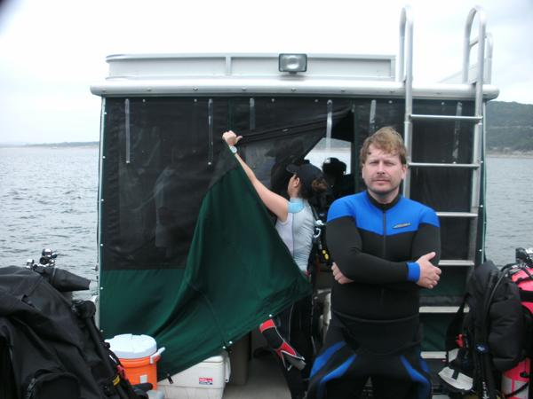Advance Open Water Class 2