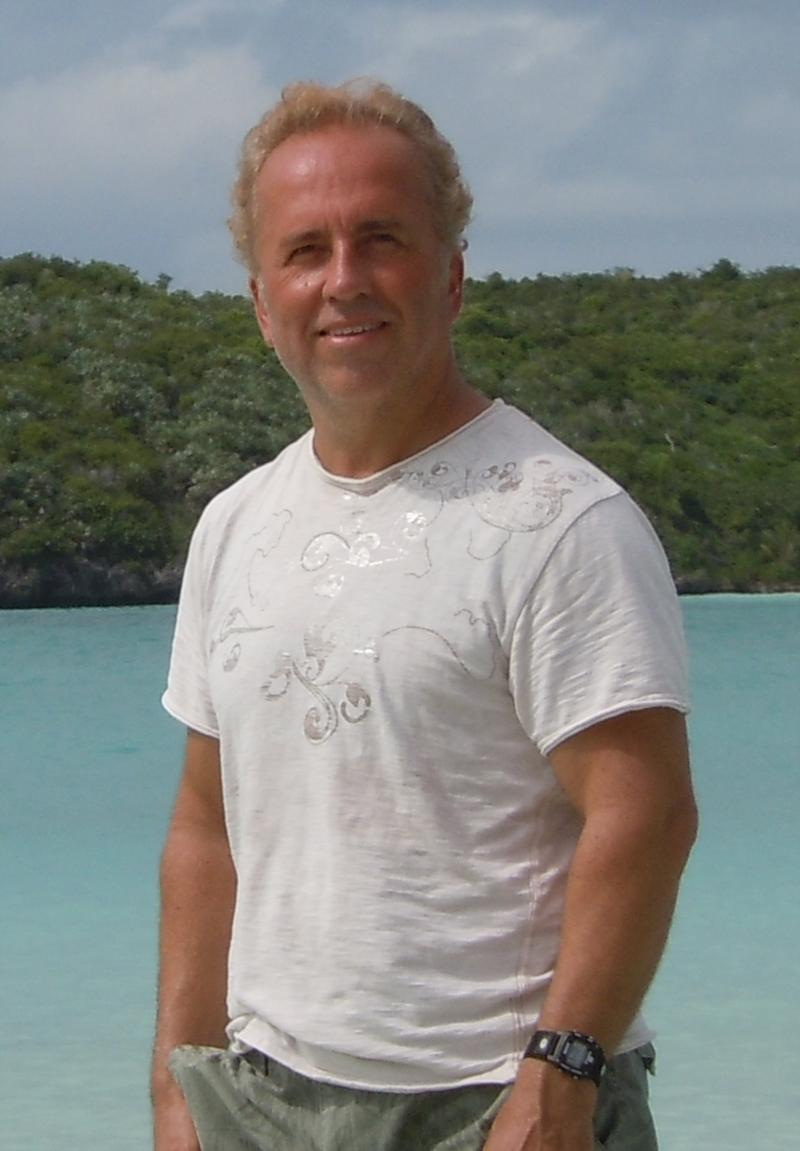 Dale on Vieques Island, Puerto Rico