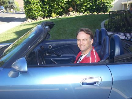 David in his S2000