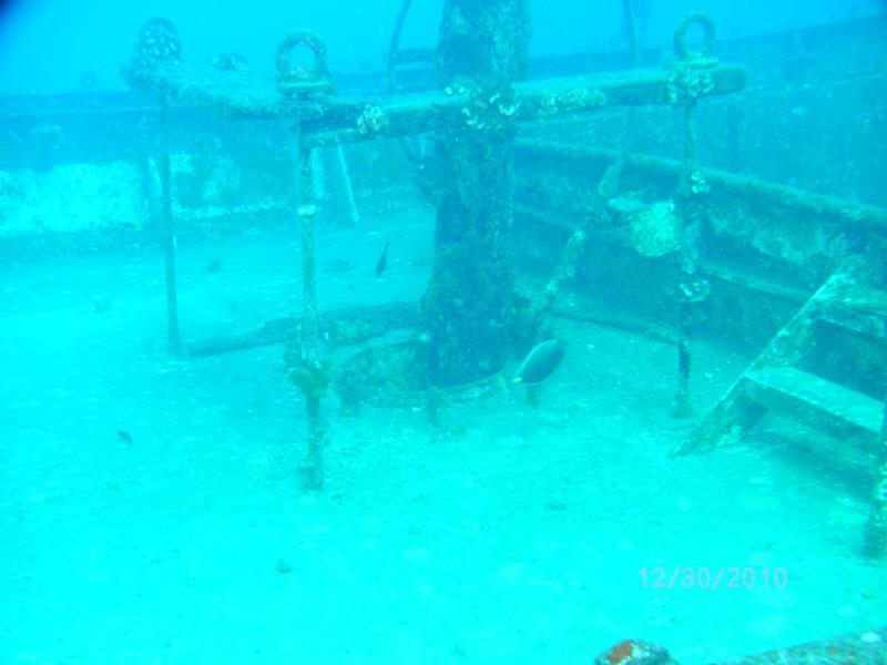 Cartaginian II, 100 Ft Depth, Maui