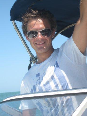 its always fun on boat