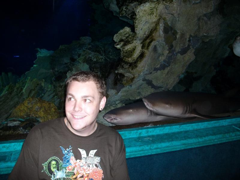 at underwaterworld guam