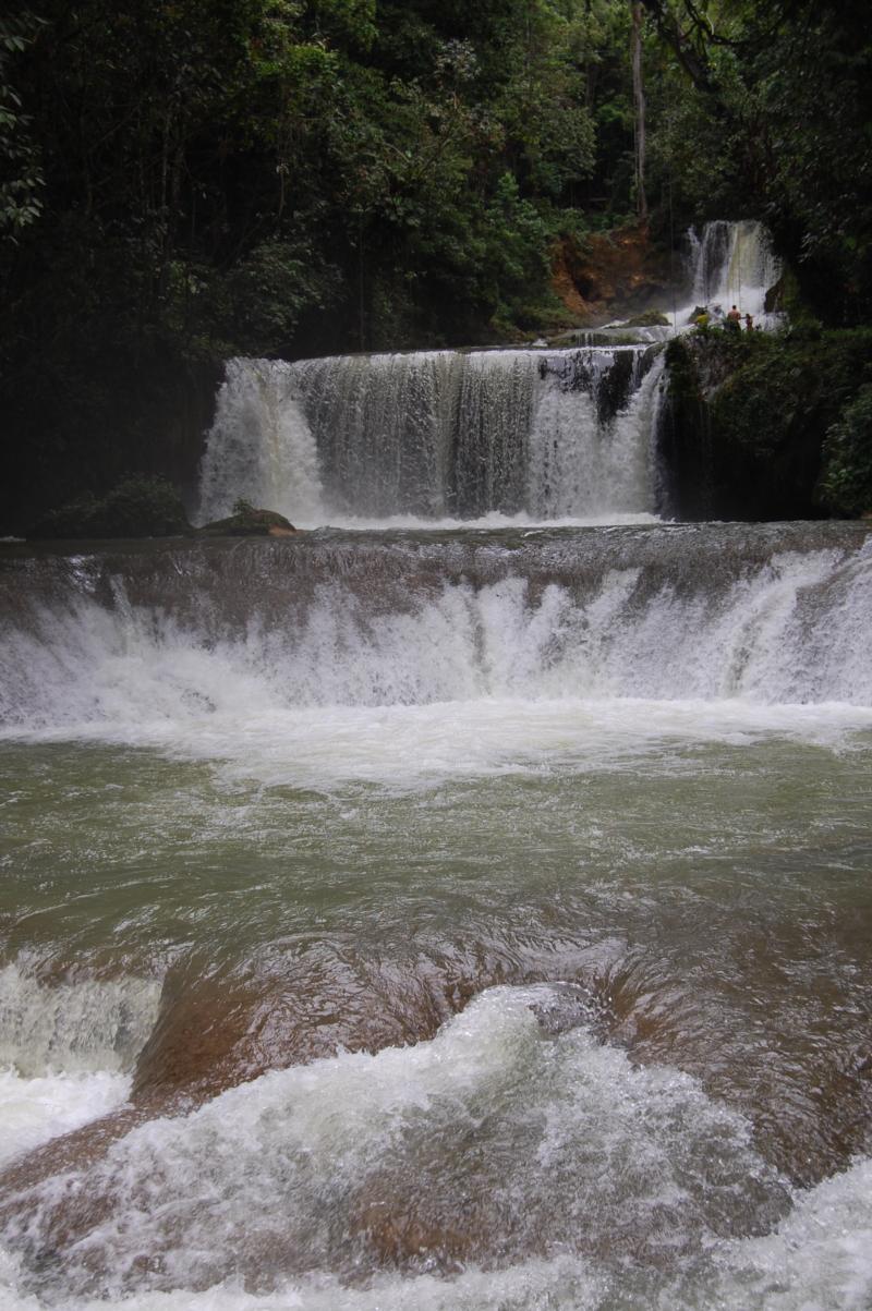 YS Falls, Negril Jamaica