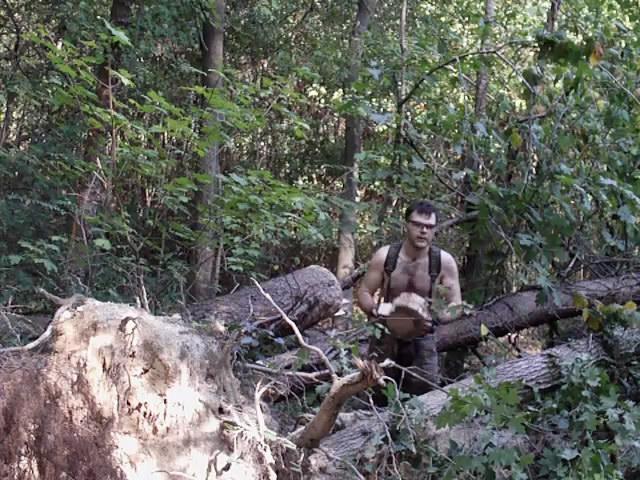 Lumberjacking