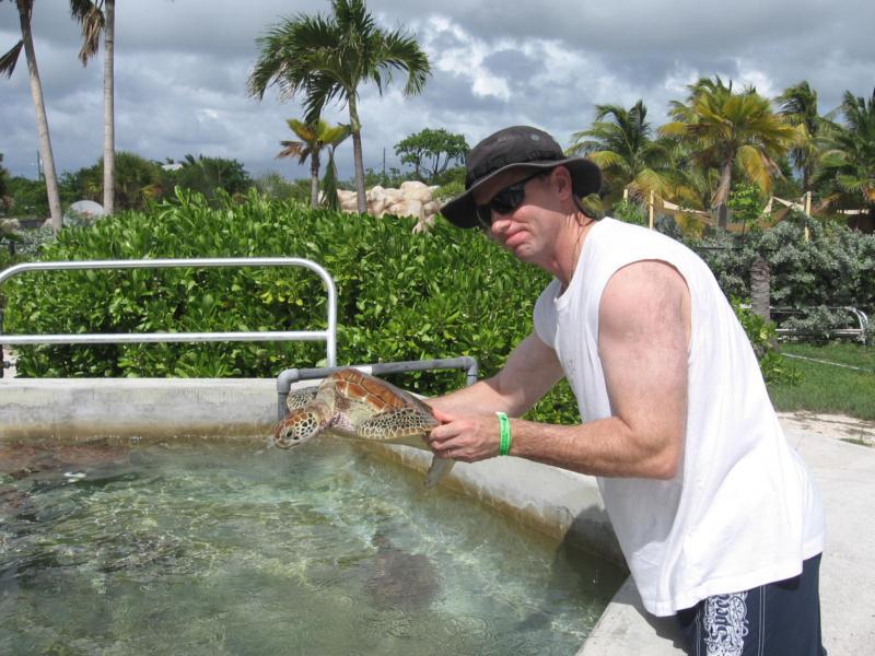 Grand Cayman Turtle Farm