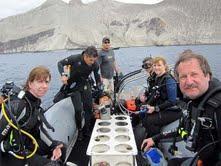 Steve and Faye, Socorro Islands