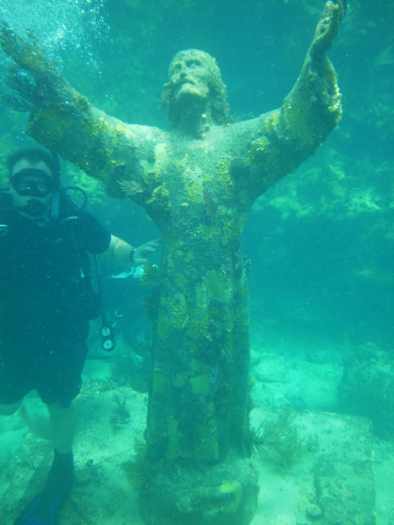 I Found Jesus! Camp Pennekamp 7/2011