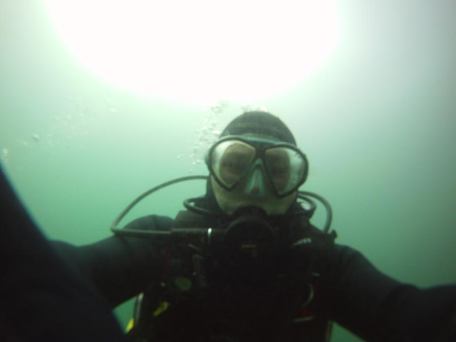 Lake rawlings dive