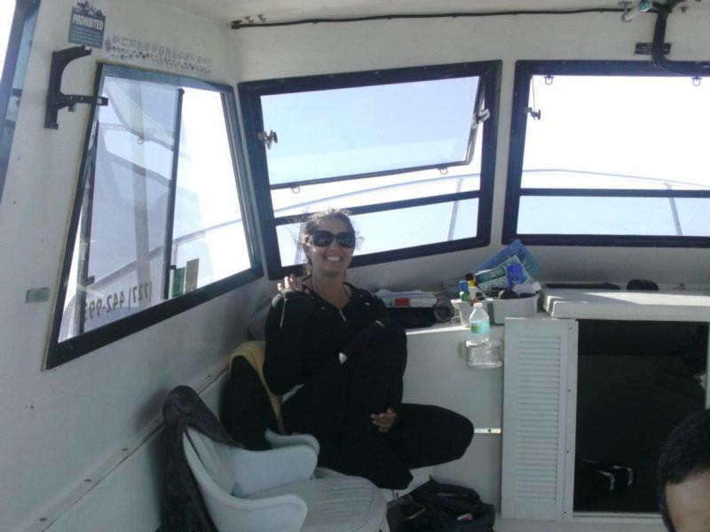 Mac Daddy Boat
