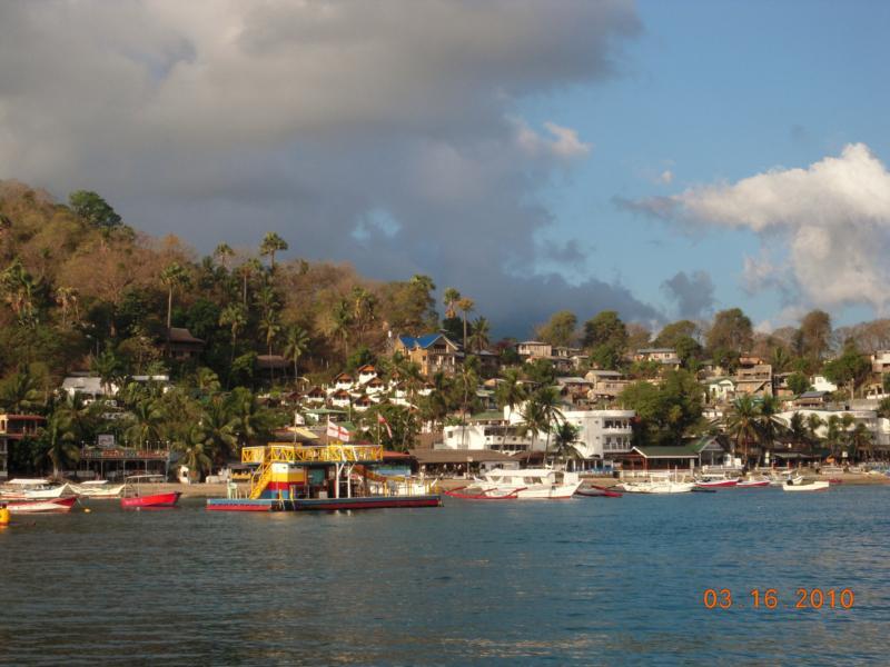 Sabang, Puerto Galera, Philippines