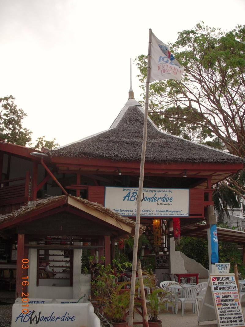 AB WonderDive, Puerto Galera, Philippines; A Great Joint and awesome diving