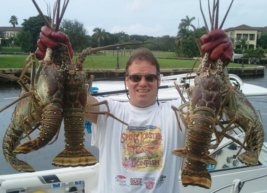 just another day of lobstering