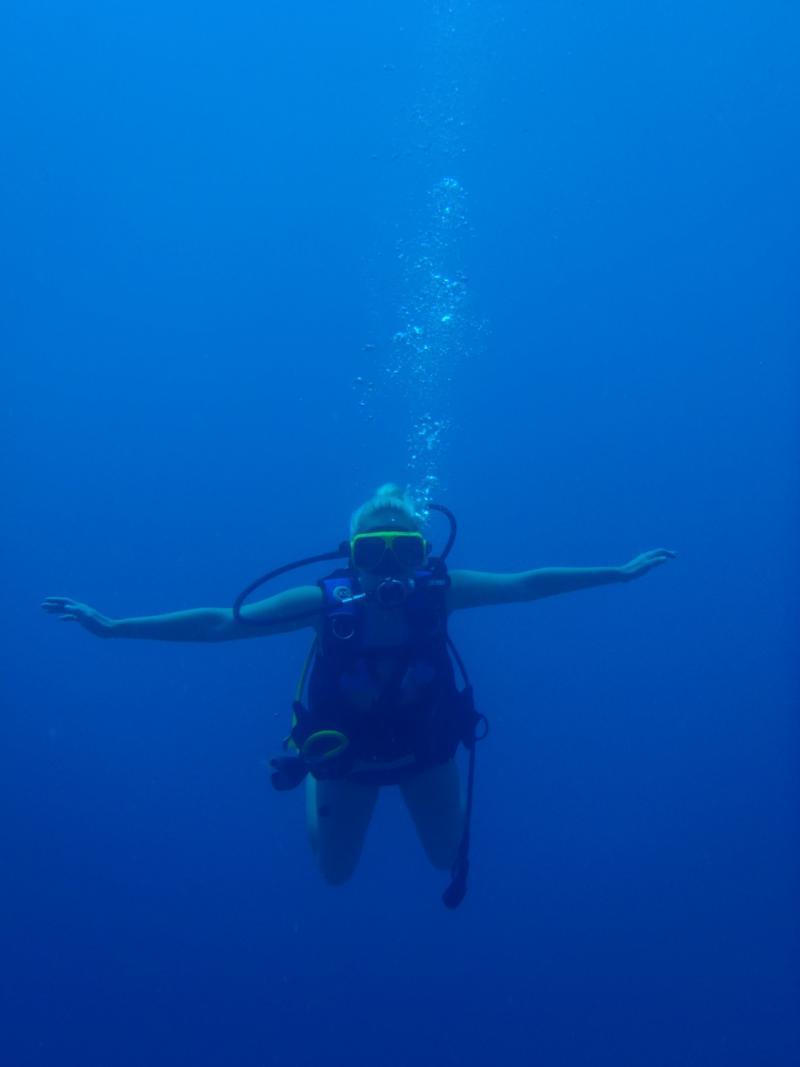 Aruba 7th Dive
