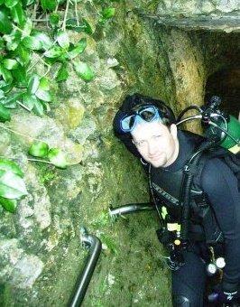 Devils Den Cavern Dive, Williston FL