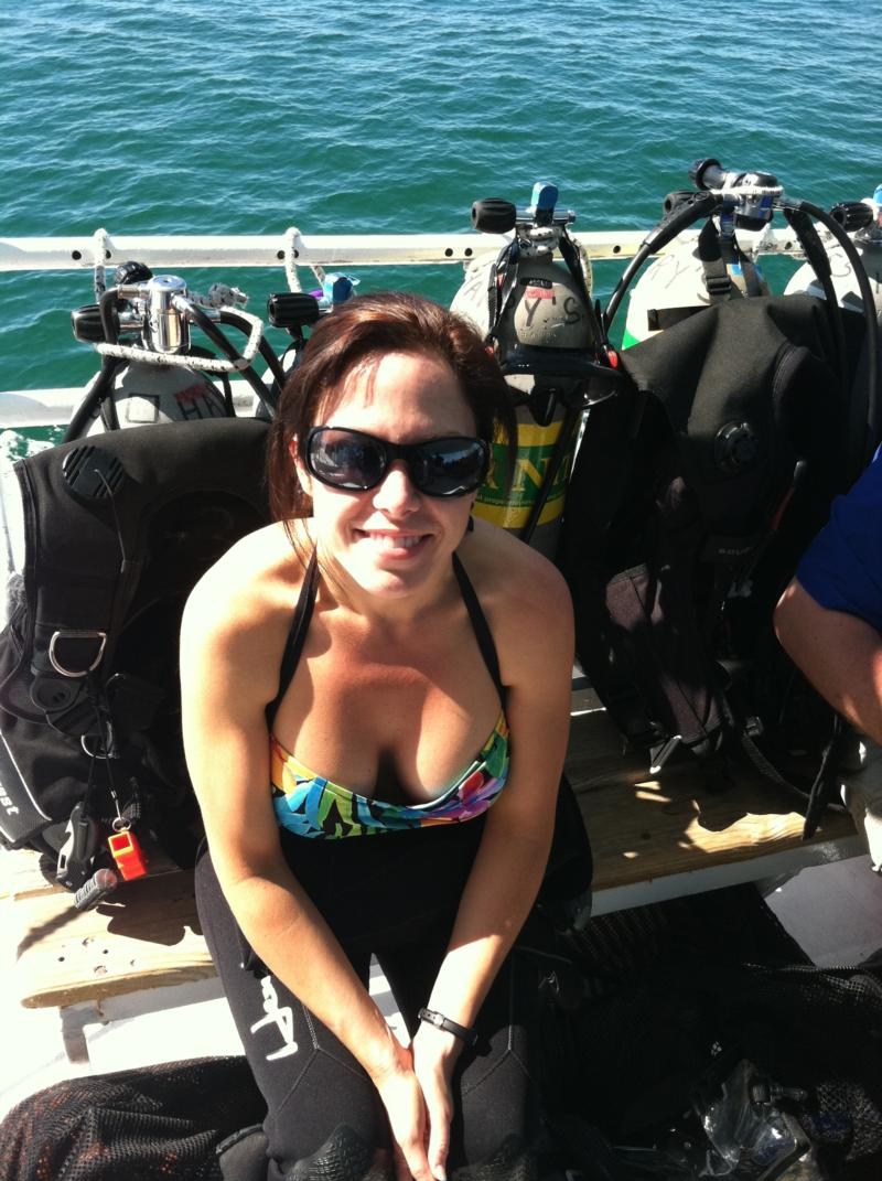 Panama City Check Out Dive