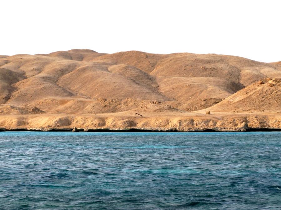 Dive site, Hurghada, Egypt