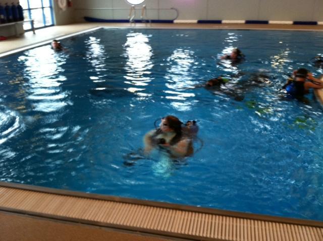 Training Pool Time