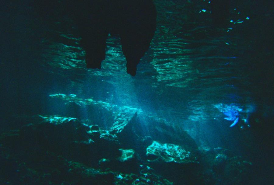 The Grand Cenote Mexico