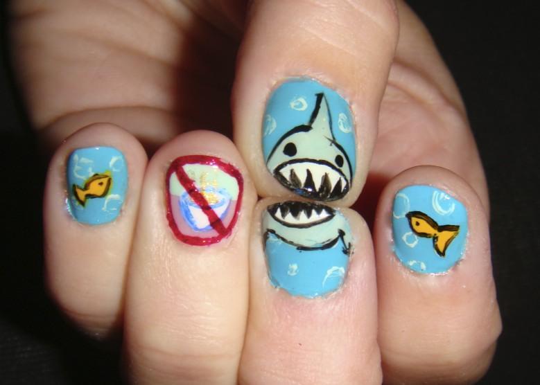 No Shark Finning!