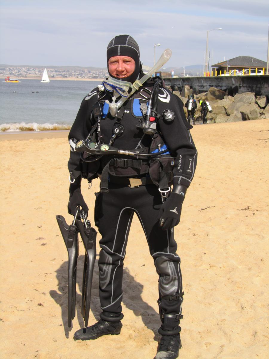 Dry Suits are AWESOME