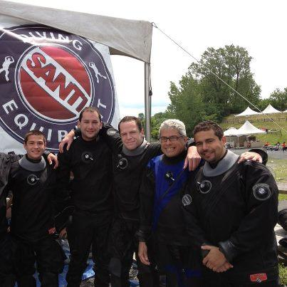 Dry Suit experience