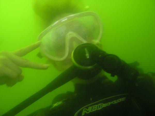 Scuba Diving at Clear Springs Scuba Park