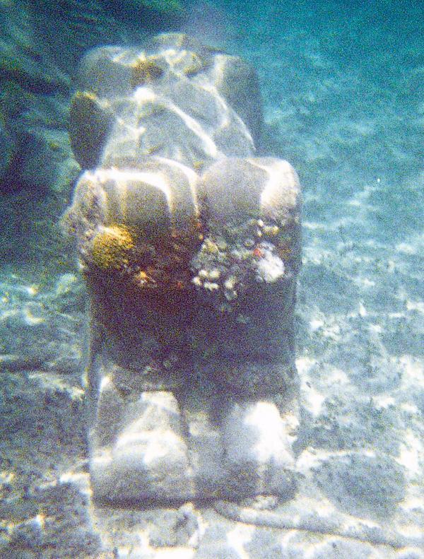 Underwater Cozumel