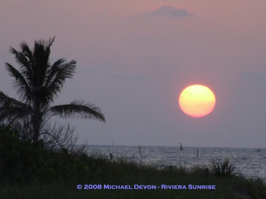 Riviera Sunrise