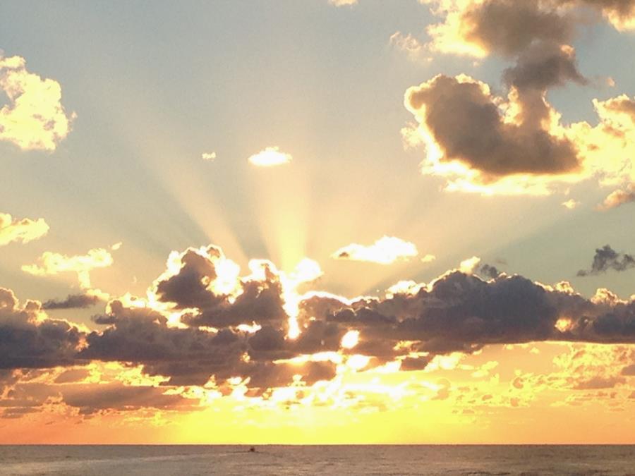 Sunrise in South Florida